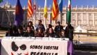 As organizacións xuvenís dos pobos oprimidos polo Estado español ante o 9-N