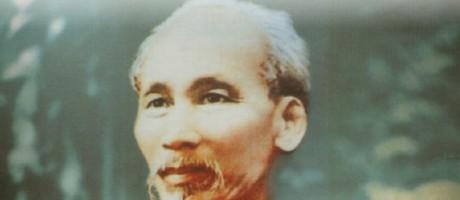 Personaxes revolucionarias, Ho Chi Minh