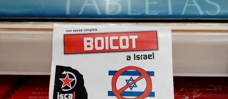 Accións BDS de Isca! contra Israel