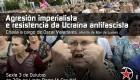 [A Coruña] Agresión imperialista e resistencia da Ucraína antifascista