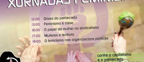 [Vigo] Xornadas de formación feminista