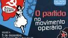 [Vigo] Encontro formativo, o partido no movemento obreiro