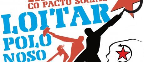 [10 de marzo] Rachar co pacto social, loitar polo noso futuro!