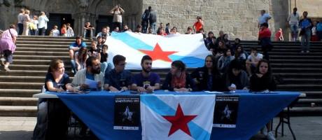 [24 de xullo] A mocidade galega pola independencia