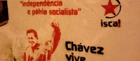 Isca! asina declaración de apoio ao proceso Bolivariano