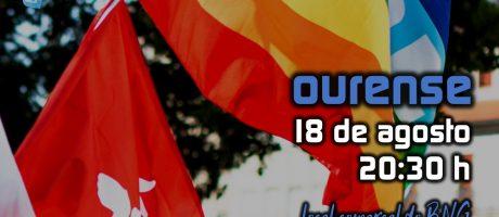 [Ourense] Encontro formativo, liberación sexual, nacional e social