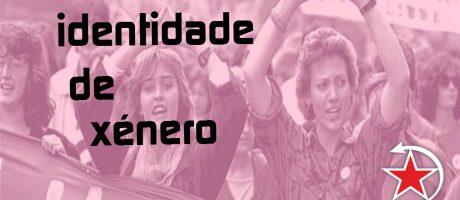[A Coruña] Encontro formativo, identidade de xénero