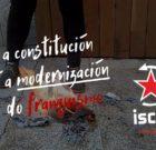 A Constitución é a modernización do franquismo