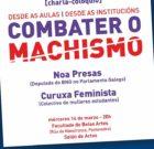 [Pontevedra] Combater o machismo desde as aulas e as institucións