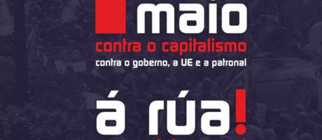 [1º de maio] Non hai alternativas no capitalismo. Á rúa cara á Folga Xeral!