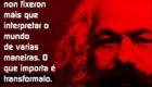 [No bicentenario de Marx] Marx e o papel da clase obreira galega