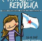 [24 xullo] A mocidade independentista a construír a república. Mobilízate!